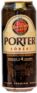 Lodzkie Porter  - Baltic Porter