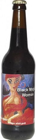 Hornbeer Black Magic Woman - Imperial Stout