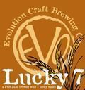 Evolution Craft Brewing Lucky 7 Porter - Porter