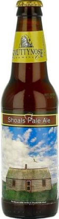 Smuttynose Shoals Pale Ale - English Pale Ale