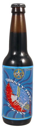 Dark Horse Thirsty Trout Porter - Porter