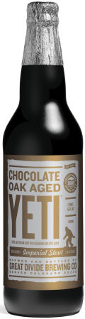 Great Divide Chocolate Oak Aged Yeti - Imperial Stout