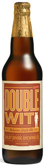Great Divide Double Wit - Belgian White &#40;Witbier&#41;