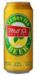 Mill Street Lemon Tea Beer - Spice/Herb/Vegetable