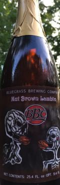 Bluegrass Nut Brown Lambic - Sour Ale/Wild Ale