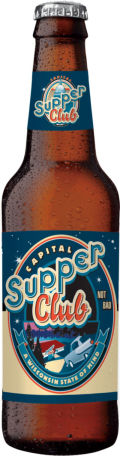 Capital Supper Club Lager - Pale Lager
