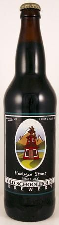 Old Schoolhouse Hooligan Stout - Sweet Stout