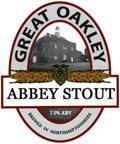Great Oakley Abbey Stout - Stout