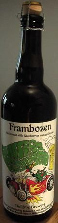 Bullfrog Frambozen - Sour Ale/Wild Ale