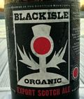 Black Isle Organic Export Scotch Ale  - Scotch Ale