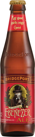 BridgePort Ebenezer Ale - English Strong Ale