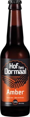 Dormaal Amber - Saison