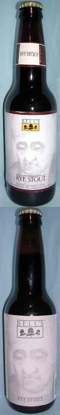 Bells Rye Stout - Stout