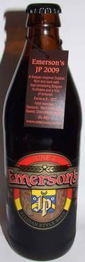 Emersons JP &#40;2009&#41; - Abbey Dubbel