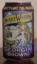 Sweetwater Georgia Brown - Brown Ale