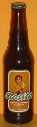 Rosita Negra Amb Avellanes DAlcover - Brown Ale