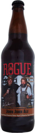 Rogue John John Hazelnut Ale - Brown Ale