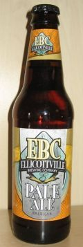 Ellicottville Two Brothers Pale Ale - American Pale Ale