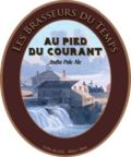 Les Brasseurs du Temps Au Pied du Courant - India Pale Ale &#40;IPA&#41;