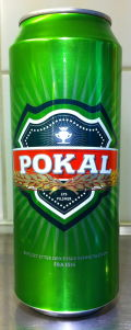 Pokal Lys Pilsner - Pilsener