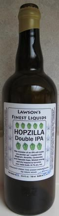 Lawsons Finest Hopzilla Double IPA - Imperial/Double IPA