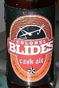 Cricket Hill Colonel Blides Cask Ale - Amber Ale