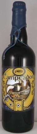 Cigar City Campeador - Fergus Mor - American Strong Ale 