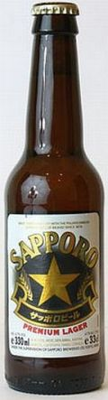 Sapporo Premium Lager - Pale Lager
