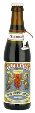 Ayinger Celebrator Doppelbock - Doppelbock