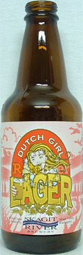 Skagit River Dutch Girl Lager - Premium Lager