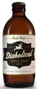 North Peak Diabolical IPA - India Pale Ale &#40;IPA&#41;