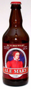 RCH Ale Mary - English Strong Ale