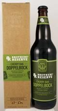 Widmer Brothers Reserve Cherry Oak Doppelbock - Doppelbock