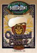 Blue Point Oatmeal Stout - Sweet Stout