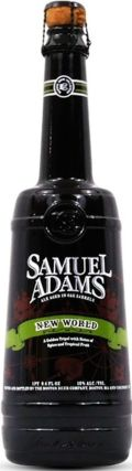 Samuel Adams &#40;Barrel Room Collection&#41; New World Tripel - Abbey Tripel