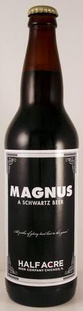 Half Acre Magnus Schwarzbier - Schwarzbier