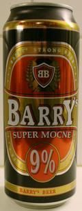 Barrys Super Mocne - Strong Pale Lager/Imperial Pils