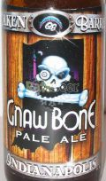 Oaken Barrel Gnaw Bone Pale Ale - American Pale Ale