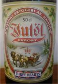 Three Hearts Jull Export - Amber Lager/Vienna
