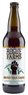 Rogue Farms Dirtoir Black Lager  - Schwarzbier