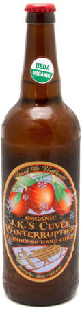 J.K.s Cuve Winterruption Farmhouse Hard Cider - Cider