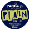 Porterhouse Plain Porter - Dry Stout