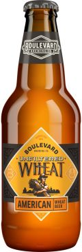 Boulevard Unfiltered Wheat Beer - Wheat Ale