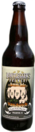 Bootleggers Knuckle Sandwich - Imperial/Double IPA