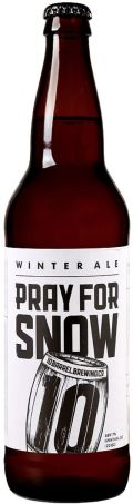 10 Barrel Pray for Snow - American Strong Ale 