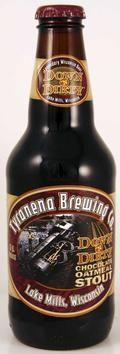 Tyranena Down Dirty Chocolate Oatmeal Stout - Sweet Stout