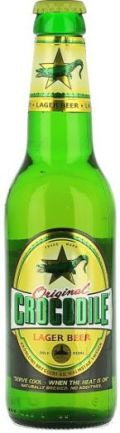 Crocodile Original Export Lager - Pale Lager