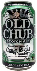 Oskar Blues Old Chub - Scotch Ale
