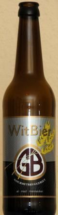 Gourmetbryggeriet Weiss Bier - Belgian White &#40;Witbier&#41;
