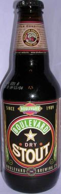 Boulevard Dry Stout - Dry Stout
